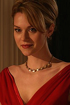 Hilarie Burton as Jo Johnston in 'The List'