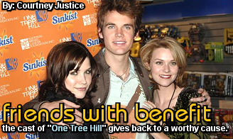 Friends With Benefit [One Tree Hill]