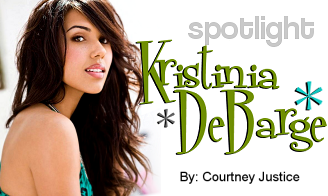 Who is Kristinia DeBarge?