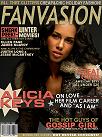 November/December 2007 [Alicia Keys]