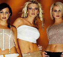 3rd Faze (Halie, Sara, Minia)