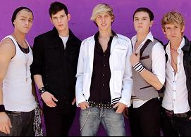 Maddhouse [L-R: Kale, Adam, Jeremy, Alex & Tim]