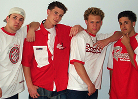 Playa Deception (Jay, Donnie, Matt, and Steve)