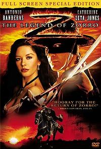 The Legend of Zorro [PG]